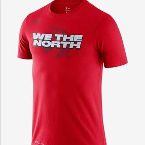 Nike Dri-Fit Toronto Raptors We The North T-Shirt